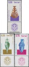 Israel 309-311 with Tab (complete issue) unmounted mint / never hinged 1964 Anti