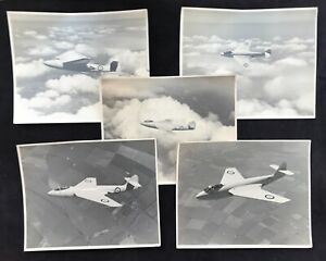 Hawker Aircraft c.1950 P.1081 Official Publicity Photographs by Cyril Peckham