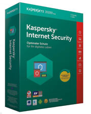 KASPERSKY INTERNET SECURITY 2018 5 PC / Geräte 1 Jahr / Vollversion / E-Mail