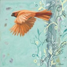 Bird In Flight Ninalee Irani Art Print 12x12