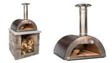Fantastic pizza oven - Peppe - made in Italy wood fired pizza oven garden patio
