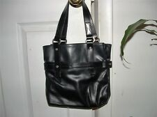 Lancel Leather Black Bag Paris France