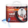 OSRAM H4 Night Breaker UNLIMITED +110% 2erSet + 2x WhiteVision W5W Standlicht