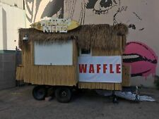 Very Unique 2015 - 15.5' Used Mobile Kitchen Food Concession Trailer for Sale in