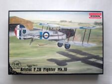 Bristol Fighter F.2b Mk.IV 1/48 428 scale model for assembly (Roden)