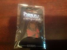 The Grimm Masquerade Little Red Riding Hood Promo Pin