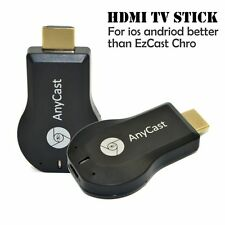 Miracast Chromecast HDMI Wifi Display TV Dongle Wireless Receiver AirPlay DLNA