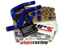 HPS Blue Silicone Radiator Hose Kit Coolant OEM Replacement 57-1350-BLUE YZ125
