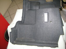 Mini Cooper Cabrio R52 Seitenverkleidung Gepäckraum links und rechts