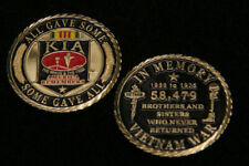 KIA ALL GAVE SOME, SOME GAVE ALL VIETNAM WAR COIN US ARMY MARINES NAVY AIR FORCE