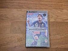 World Soccer Winning Eleven 2013 Sony PlayStation Portable Japan Import