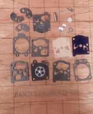 For walbro wt carburetor Repair Rebuild Kit Used on many blower models see list
