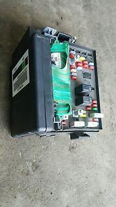 2002-2009 Saab 97x/ Trailblazer/ Envoy Fuse Box With BCM p/n # 25802312