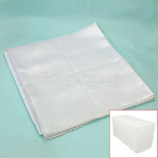 Tablecover Satin Table Cloth Party Events Catering Weddings Decoration White