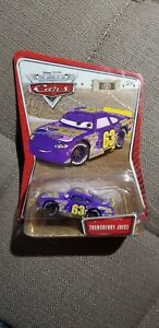 Disney Cars The World of Cars Transberry Juice Exclusive Diecast Car