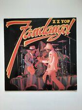 ZZ TOP / Fandango! / WB 56604 (BSK 3271) / LP