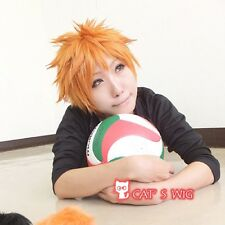 Haikyu!! Haikyuu Shoyo Hinata cosplay kostüm perücke