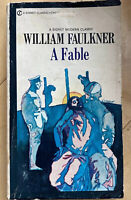 A Fable By William Faulkner - Signet Classic - 1968 First Printing