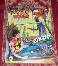ZAGOR ZENITH originale: numero 229 *Prima Edizione*