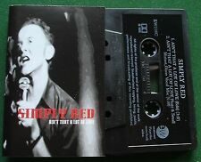 Simply Red Ain't That a Lot of Love Cassette Tape Single - TESTED