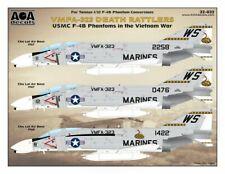 AOA decals 1/32 VMFA-323 DEATH RATTLERS USMC F-4B Phantoms in the Vietnam War