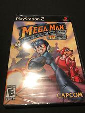 Megaman Mega Man Anniversary Collection PS2 Play Station 2 NUEVO
