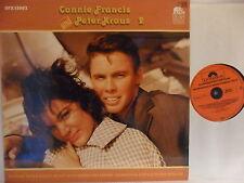 Connie Francis & Peter Kraus - Teil 2 - LP 1980 D - Bear Family BFX 15062
