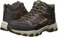 Skechers Mens Relaxed Fit Selmen-Regram Waterproof Boots Shoes Free Shipping