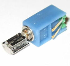 """Pager and Cell Phone Vibrating Micro Motor - .5 to 3V 2 - 0.05 ounce - 0.4"""" Long"""