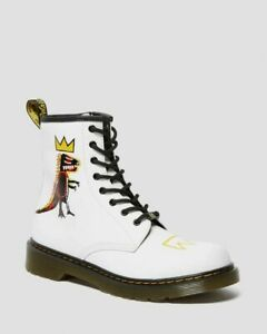 Doc Dr. Martens 1460 Boots Size 6 Womens 5 Mens BASQUIAT Art Limited Edition New