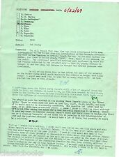 Bruce Catton, Robert L. Reynolds, Oliver Jensen, E. M. Halliday, SIGNED LETTER