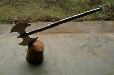 "U.S. Army,Retirement Gift, Large 34"" Medieval Executioner Axe ,Dragon , Zombie"