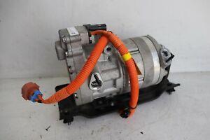 Tesla Model S P85 2014 Electric AC Air Con Compressor 1028398-00-E J137