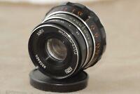 INDUSTAR-61 L/D 2.8/55 Lens M39 Fed Zorki Olympus Lumix Fujifilm Sony Canon