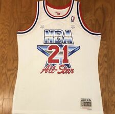 288fc915b BNWT Mitchell   Ness HWC 1991 NBA All Star East Dominique Wilkins Jersey sz  M