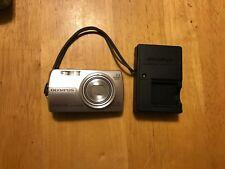 Olympus Stylus 740 7.1MP Digital Camera - Silver