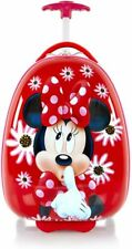 Disney Minnie Mouse for Kids 18 Inches Hard Sided Egg Shaped Luggage