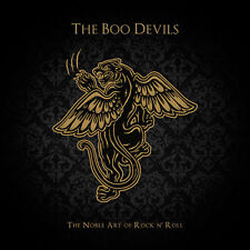 THE BOO DEVILS The Noble Art Of Rock N' Roll LP . rockabilly psychobilly stray c