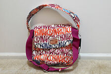 NWT MARC BY MARC JACOBS Tapioca Multi Pretty Nylon Lil' Ukita Shoulder Crossbody