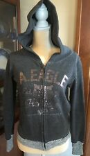 Women's American Eagle Zip Up Sweatshirt Size XS