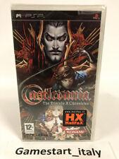 Castlevania The Dracula x Chronicles Sony PSP