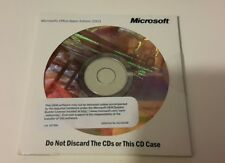Microsoft Office Basic Edition 2003 with Licence Product Key