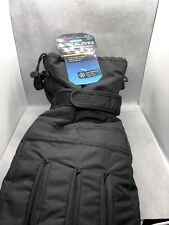 New CLC Cold Weather Insulated Black Gloves One Size