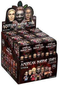 Titans Vinyl Figures American Horror Story 3-Inch Box 18 Packs New