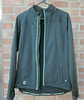 Womens Cannondale Softshell Team Performance Cycling Bike Jacket WARM Select *L*