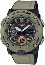 Casio G-Shock Carbon Core Analog-Digital Alarm Chrono World-Time WATCH GA2000-5A
