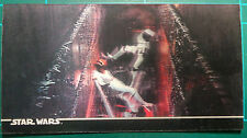 "Star Wars Topps 1996 3Di Widevision Card #36 ""Trash Compactor Peril!"""