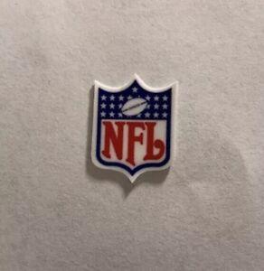 Mini 25 Star NFL Shield Football Helmet Decal Custom Sticker