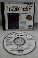 Multimedia Trigonometry CDROM Win95 and 3.1, Pro One Software