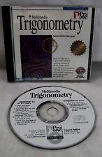 Multimedia Trigonometry CDROM Win95 and 3.1, Pro One Software